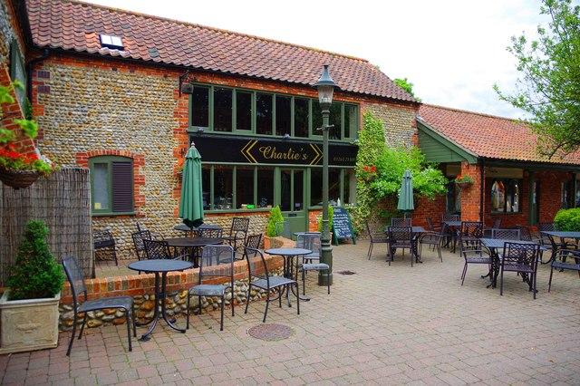 Charlie's, 3 Appleyard, Kerridge Way, Holt, Norfolk