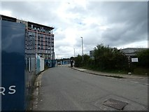 SJ8196 : Pomona Strand  by Gerald England