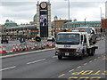 SJ7796 : Car transporter by Bob Harvey