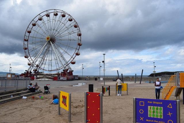 Big wheel, Portstewart