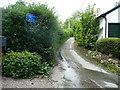 SJ2634 : Nant Lane, Selattyn by Humphrey Bolton