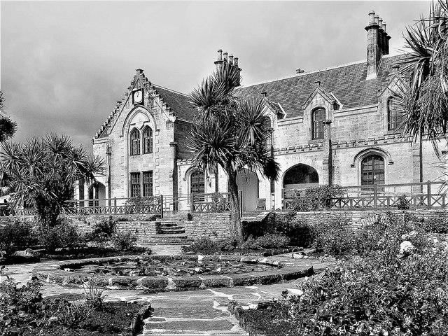 Garrison House (Sunken Garden) Millport, Isle of Cumbrae