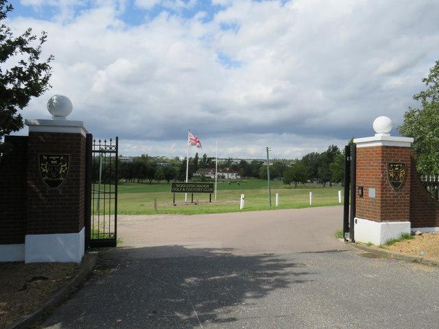 Woolston Manor Golf & Country Club, near Chigwell