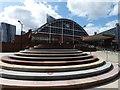SJ8397 : Peterloo Memorial by Gerald England