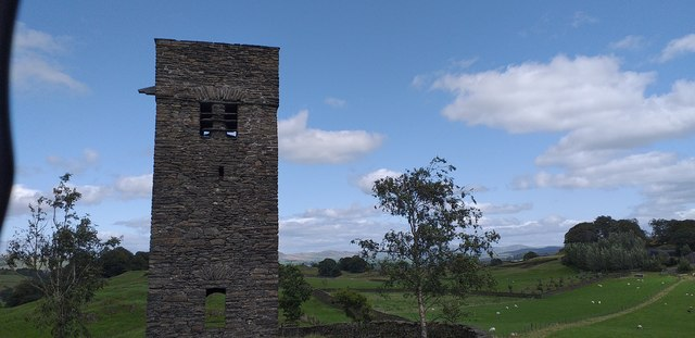 St Catherine's Church Tower