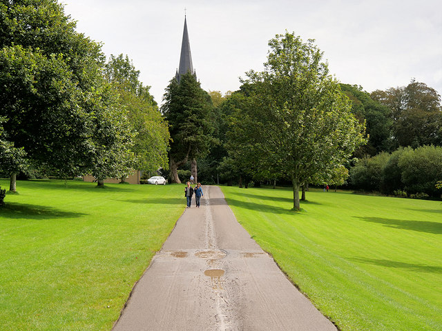 The Circular Walk, Killarney National Park