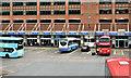 J3373 : The Europa Buscentre, Belfast (August 2019) by Albert Bridge