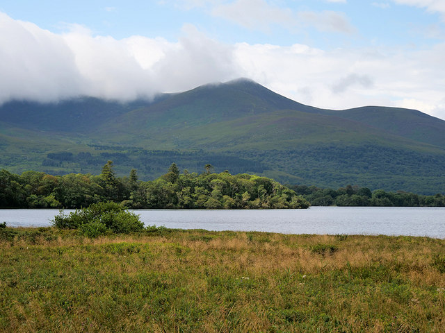 Killarney National Park, Lough Leane, Victoria Bay
