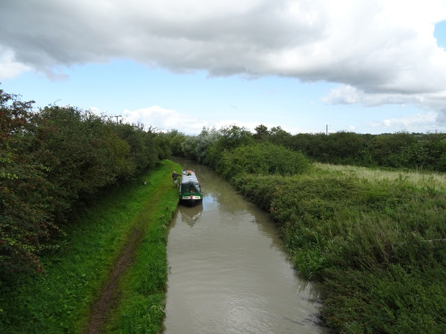 Oxford Canal, Marston Doles