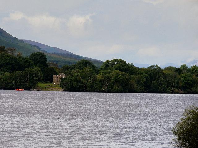 Lough Leane, Innisfallen