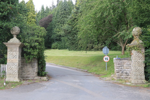 Entrance to Bamford Filters