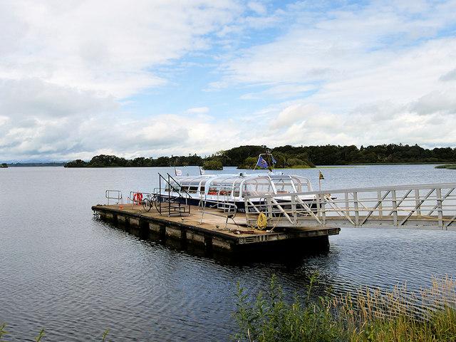 Ross Pier, Lough Leane
