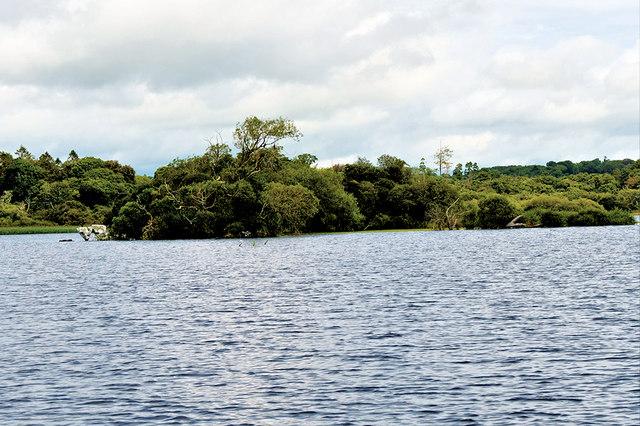 Small Island in Lough Leane
