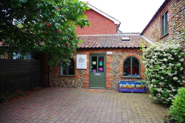 Six Appleyard Hair Salon, Unit 6 Appleyard, Holt, Norfolk