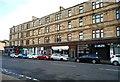 NS5866 : Tenement block, Maryhill Road by Richard Sutcliffe