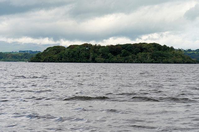 Lough Leane, Brown Island