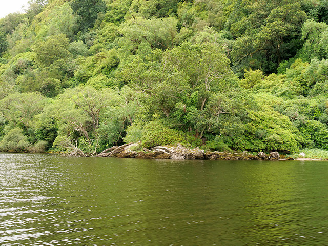 Lough Leane, Western Shore