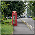 ST5673 : Telephone call box, Bristol by Rossographer