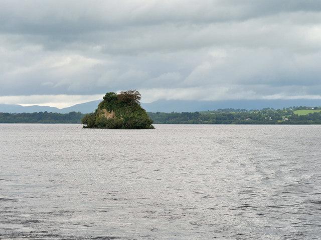 Lough Leane, O'Donoghue's Prison
