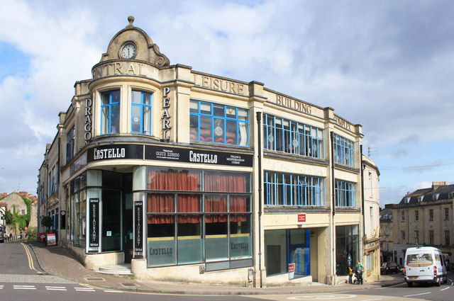 Frome Central Leisure Building Complex