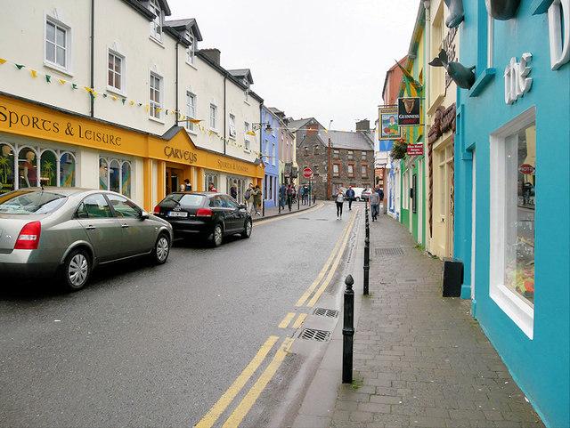 Sráid na Trá (Strand Street), Dingle