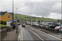 Q4401 : Strand Street, Dingle - The end of the Slea Head Drive by David Dixon