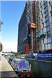 TQ2681 : Regent's Canal, Paddington Arm by Oast House Archive