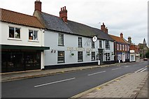 TG0738 : The King's Head (1), 19 High Street, Holt, Norfolk by P L Chadwick