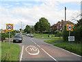 TL5404 : Moreton Road, Ongar by Malc McDonald