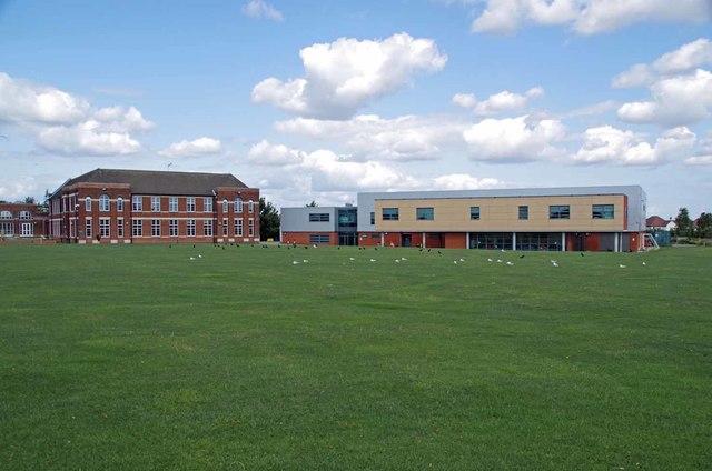 Southend Boys High School Sports Field