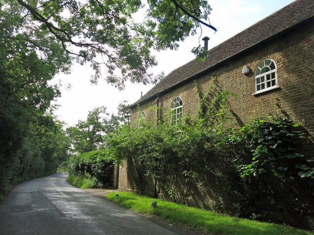 House on Woodcock Hill