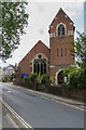 TQ1656 : Leatherhead Methodist Church by Ian Capper