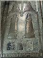 SP1114 : Bushe Brass, Ss Peter & Paul church, Northleach by Julian P Guffogg