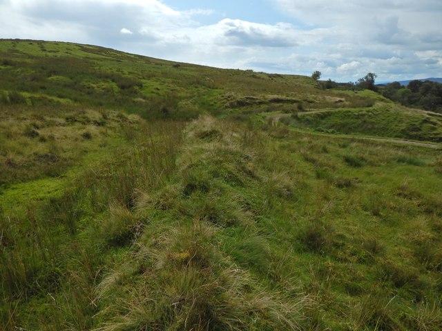 An old boundary