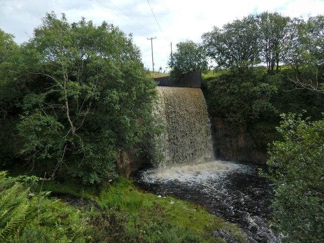 Overflow from Compensation Reservoir