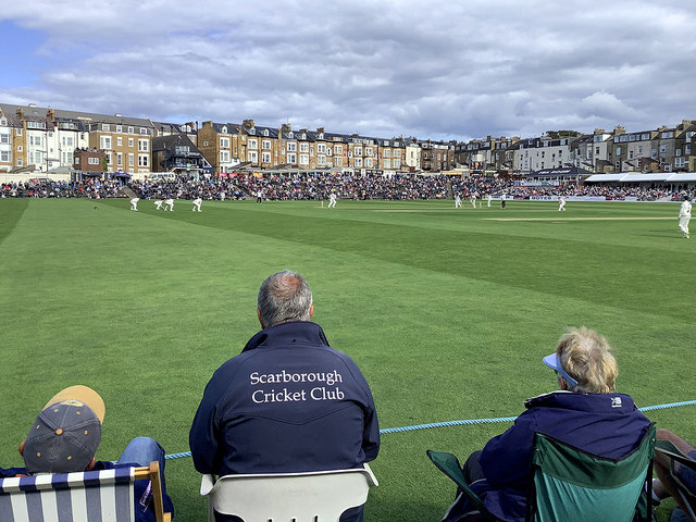 Scarborough: Yorkshire v Nottinghamshire