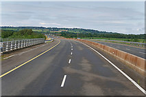 S1785 : Westbound M7, Nore Valley by David Dixon