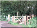 TQ4794 : Entrance to Hainault Forest, Lambourne End by Malc McDonald