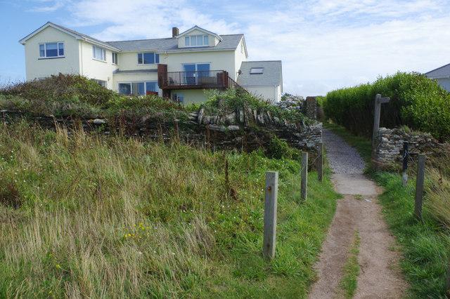 Path to Thurlestone