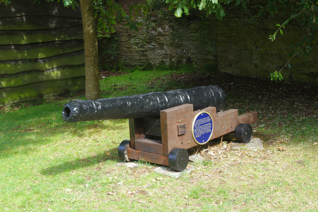 Cannon from the Canteloupe, Thurlestone