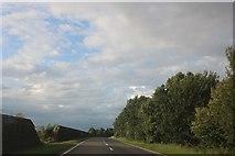 SK9448 : Lincoln Road, Caythorpe by David Howard