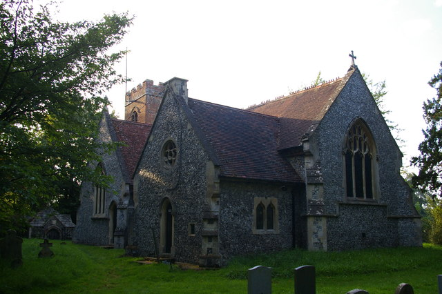 St Michael and All Angels church, Boulge