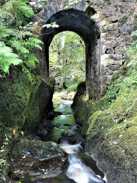 Bow Brig - Kelburn Glen