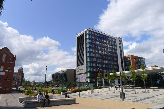 De Montfort University, Leicester.
