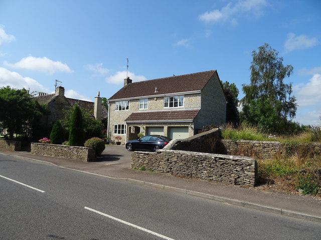 House on The Street, Acton Turville