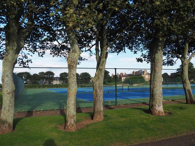 Dunbar Tennis Courts