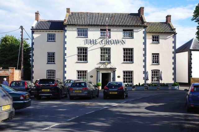 The Crown Hotel (1), The Buttlands, Wells-Next-The-Sea, Norfolk