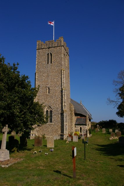St Lawrence's church, South Cove