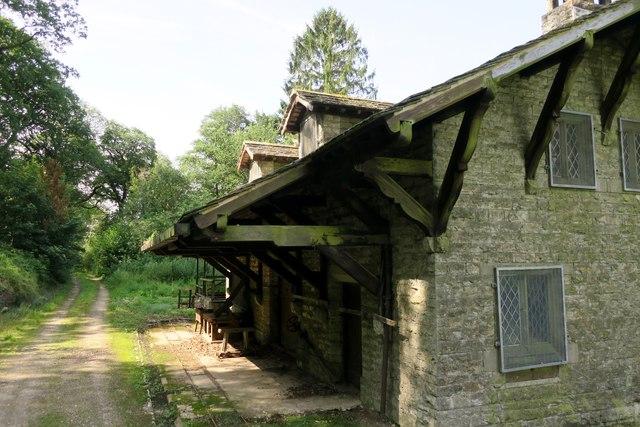 Osmaston Sawmill