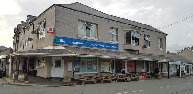Fairbourne Village Store and Off Licence
